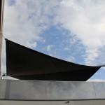 Automatisches Sonnensegel auf Dachterrasse in Einsiedeln 0993