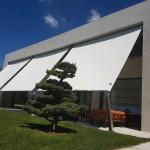 Sonnen- und Wetterschutz, Villa TG