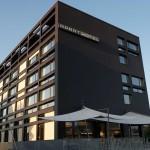 Automatische Sonnensegel Aparthotel Rotkreuz ZG