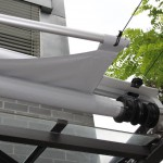 Elektrisch aufrollbares Segel BWS 2467