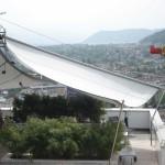 Automatischer Sonnenschutz im Panoramarestaurant in Bern