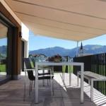 Fassaden und Terrassenbeschattung Sihlsee SZ
