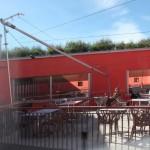 Flexibler Sonnenschutz für die Terrasse: hier Klinik Hirslanden ZH