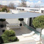 Sonnensegel Schweiz für Terrasse in Horgen