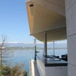 Exklusiver Sonnenschutz aufrollbar Terrasse in Genf