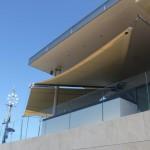 Exklusiver Sonnenschutz Terrasse in Genf GE