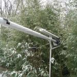 Automatisches Sonnensegel mit Beleuchtung in Nyon VD