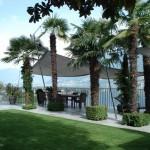 Terrasse mit grosszügiger Aussicht über den Lago Maggiore