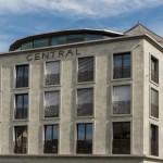 Elelgantes automatisches Sonnensegel Central in Einsiedeln SZ 1475