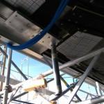 Motorenbefestigung Automatische Sonnensegel, Vaduz LI