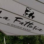 Automatisches Sonnensegel bedruckt mit Logo in Lugano Ticino