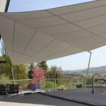 Sicht- und Sonnenschutz Wohnhaus in TG