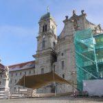 Wetterschutz für Klosterkirche Einsiedeln