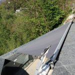 Dreiecksegel für Terrasse TI